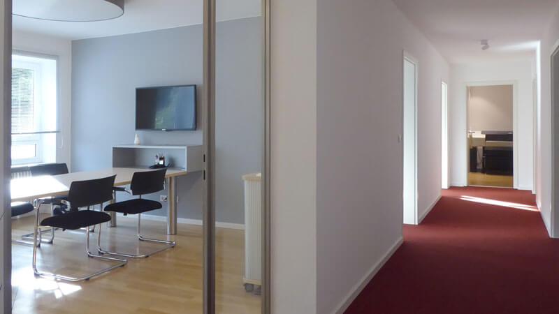 Büro in München (Ludwigsvorstadt)