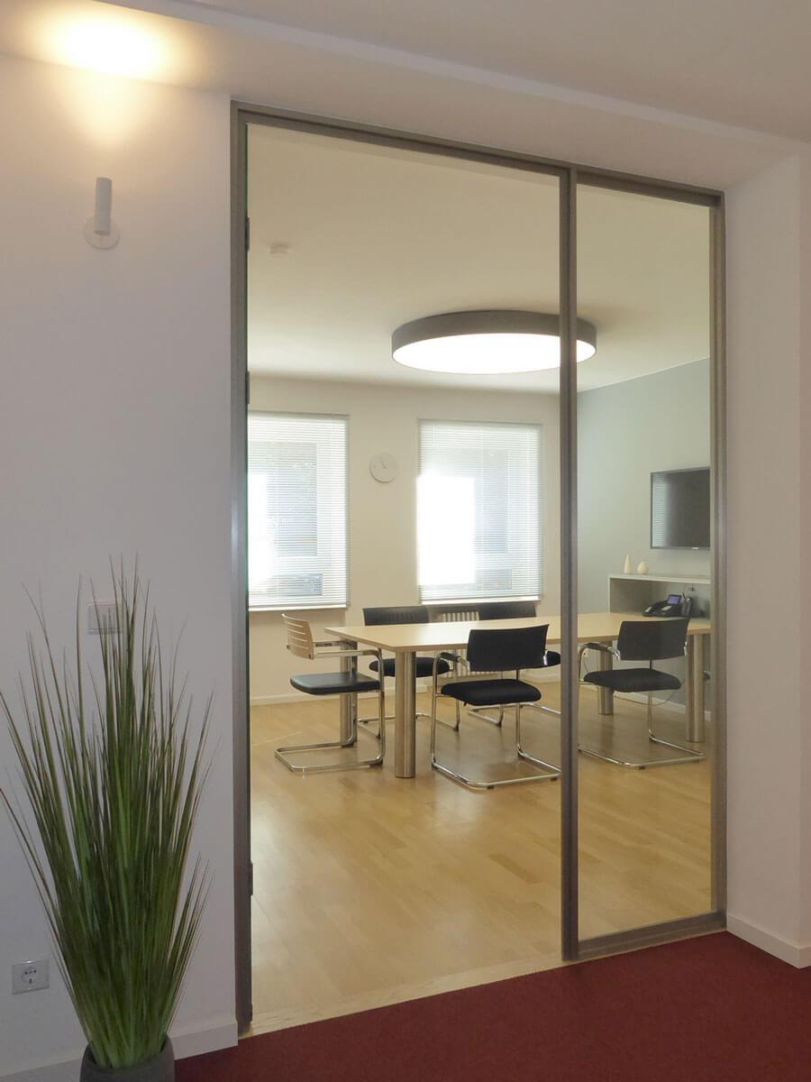 Büro in München (Ludwigsvorstadt) / Besprechungsraum